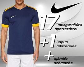 Nike mezcsomagok