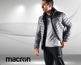 Macron kabát, dzseki