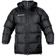 Givova Arena kabát, fekete