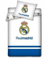 Real Madrid gyerek ágynemű, fehér-kék
