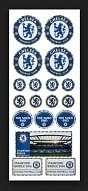 Chelsea FC matrica szett, stadionos