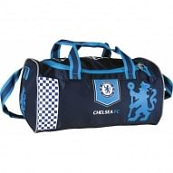 Chelsea FC sporttáska, kicsi, sötétkék