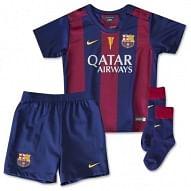 FC Barcelona 2014/15 hazai gyerek szett
