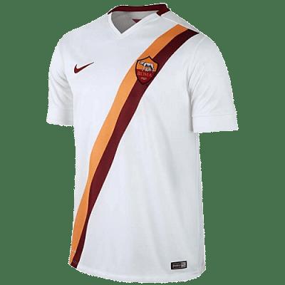 Nike AS Roma 2014/15 idegenbeli mez, gyerekméret