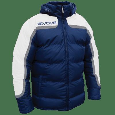 Givova Antartide kabát, sötétkék-fehér