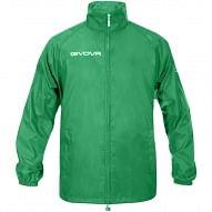 Givova Rain Basico széldzseki, zöld