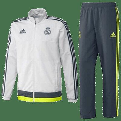 Real Madrid 2015/16 szabadidőruha
