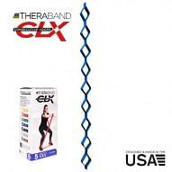 THERABAND CLX - Consecutive Loops 2,2 méteres extra erős, kék