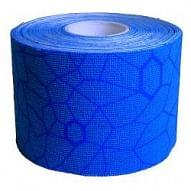 THERABAND Kineziológiai tapasz, kék, kék mintával