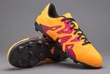 Adidas X 15.4 FxG/FG stoplis focicipő, gyerekméret