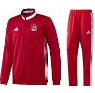 FC Bayern München 2016/17 szabadidőruha, gyerekméret
