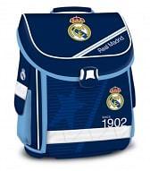 Real Madrid kompakt hátizsák, sötétkék-világoskék