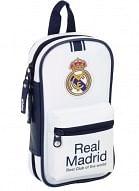 Real Madrid töltött tolltartó, hátizsák alakú