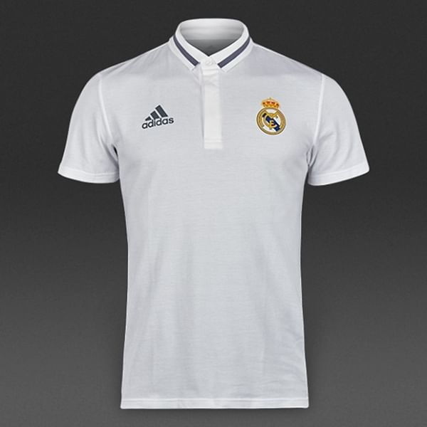 Adidas Real Madrid 2015/16 galléros póló