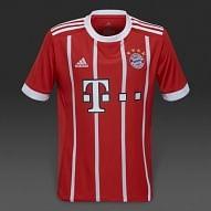 FC Bayern München 2017/18 hazai mez, gyerekméret
