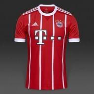 FC Bayern München 2017/18 hazai mez