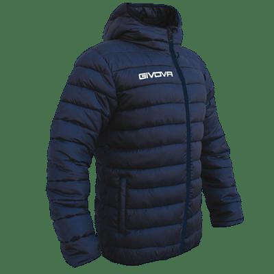 Givova Olanda átmeneti kabát, sötétkék