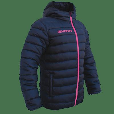 Givova Olanda átmeneti kabát, sötétkék-pink