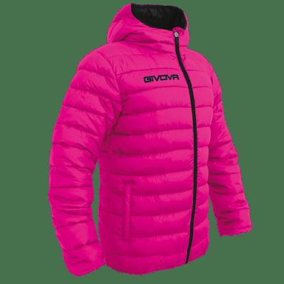 Givova Olanda átmeneti kabát, pink-fekete