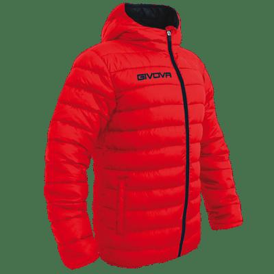 Givova Olanda átmeneti kabát, piros-sötétkék