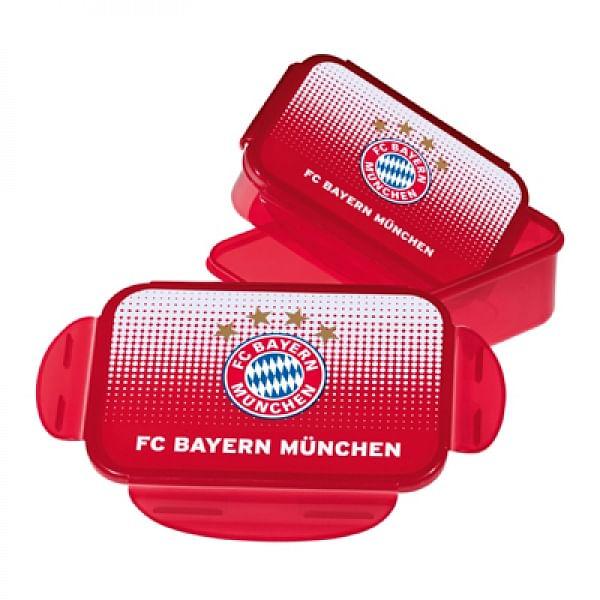 FC Bayern München uzsonnás doboz