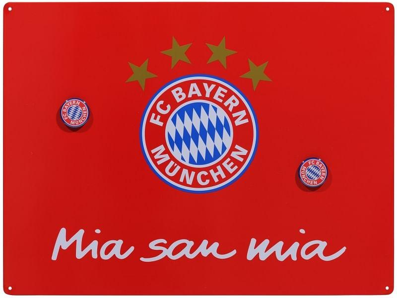 FC Bayern München mágneses tábla