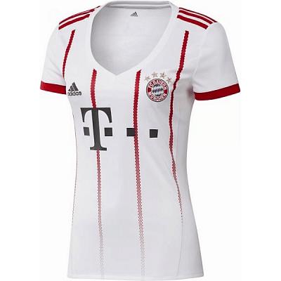 Adidas FC Bayern München 2017/2018. Bajnokok ligája női mez