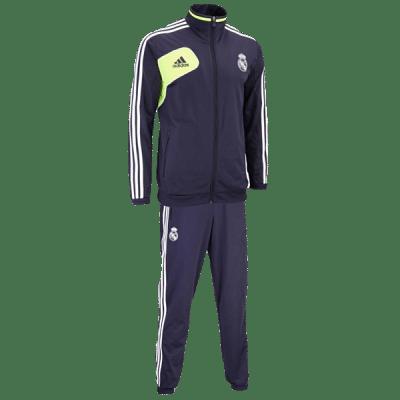 Adidas Real Madrid 2012/13 szabadidőruha, sötétkék
