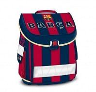 FC Barcelona kompakt hátizsák, csíkos