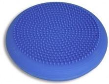 THERABAND tüskés felszínű (senso) dinamikus ülőpárna, átm. 36 cm, kék