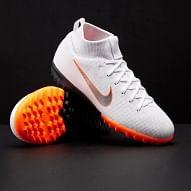 Nike Mercurial SuperflyX VI Academy GS TF műfüves focicipő, gyerekméret