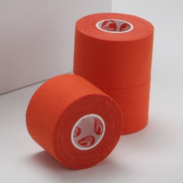 Cramer Cramer® Team Colors Athletic trainer's tape 3,8 cm x 9,14 m orange, atlétikai sport tape