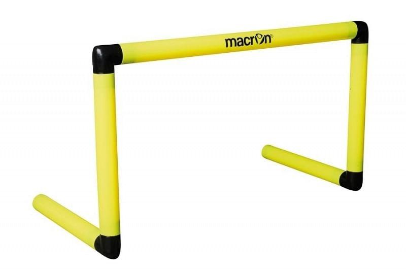 Macron 40 cm-es, szétszedhető, műanyag gát