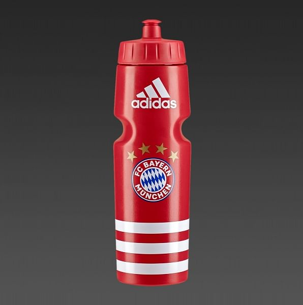 Adidas FC Bayern München 2018/19 kulacs, piros
