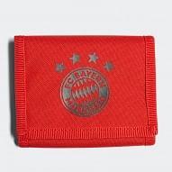 Adidas FC Bayern München 2018/19 pénztárca, piros