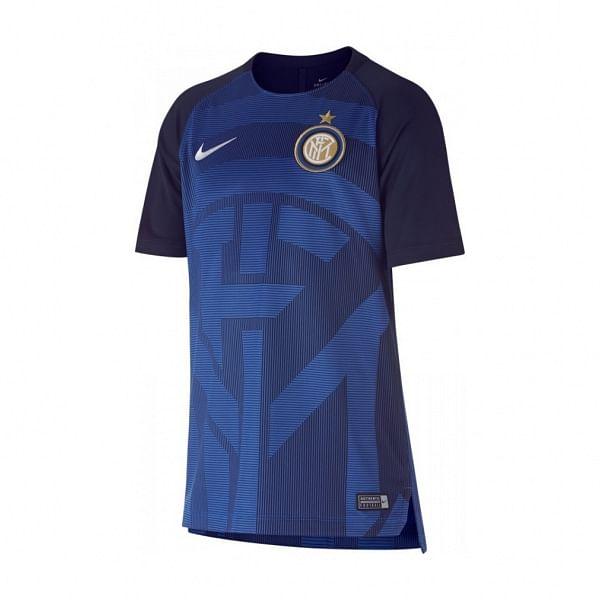 Nike FC Internazionale 2018/19 Squad GX felső, gyerek méret, kék