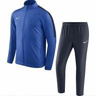 Nike Academy 18 melegítő szett, gyerek méret, királykék-obszidián
