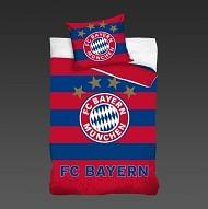FC Bayern München ágyneműhuzat, csíkos