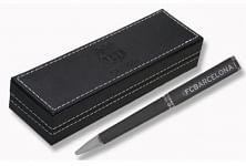 FC Barcelona fém toll tolltartóban, szürke