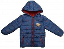 FC Barcelona téli kabát, gyerekméret