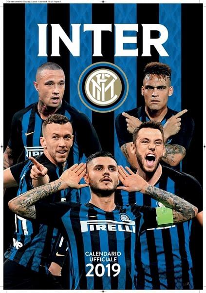 FC Internazionale falinaptár 2019