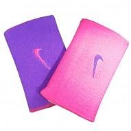 Nike csuklópánt, lila-rózsaszín