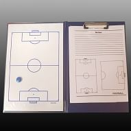 Taktikai tábla, A/4-es mappa, futball