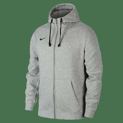 Nike Team Club 19 Full-zip melegítő felső, szürke