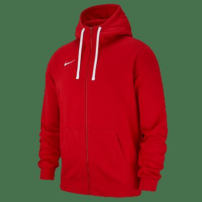 Nike Team Club 19 Full-zip melegítő felső, piros