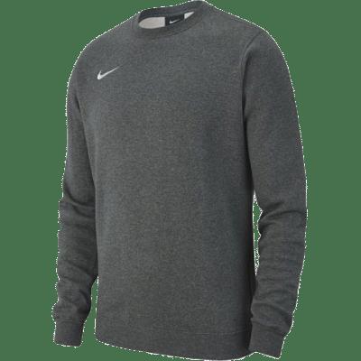 Nike Team Club 19 Crew melegítő felső, sötétszürke
