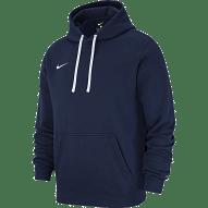 Nike Team Club 19 kapucnis melegítő felső, sötétkék