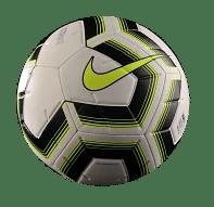 Nike Strike Team edzőlabda, fluosárga-fekete