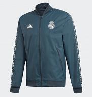 Adidas Real Madrid utazó melegítőfelső
