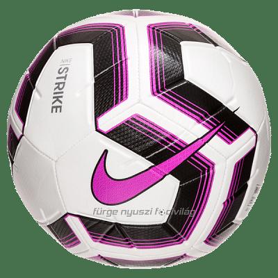 Nike Strike Team edzőlabda, lila-fekete
